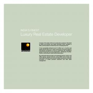 Panchshil Realty Towers Brochure 6