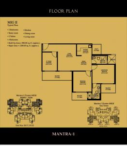Mahagun Mantra 2 Brochure 4