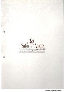 Safar E Aman Brochure 1