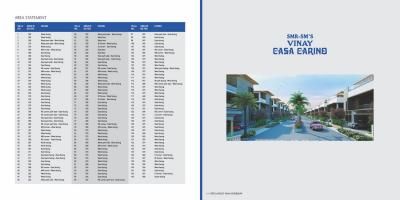 SMR SMS Vinay Casa Carino Brochure 22