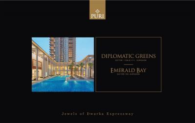 Puri Diplomatic Greens Brochure 1
