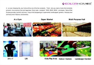 Colorhomes Elite Enclave Brochure 17