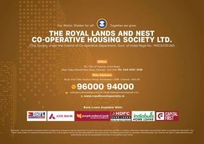 The Royal Tech Ville Brochure 7