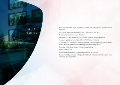 Radiance Sapphire Brochure 5