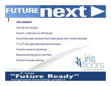Vatika Iris Floors Brochure 6