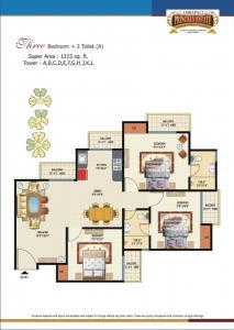 Amrapali Princely Estate Brochure 6