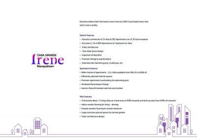 Casagrand Irene Brochure 5