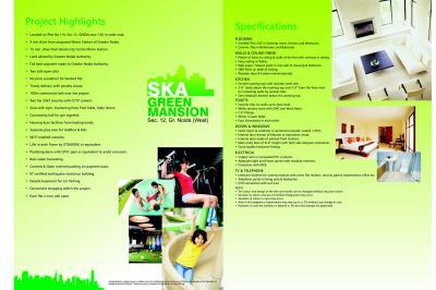 SKA Green Mansion Brochure 2