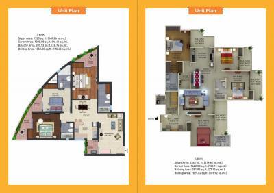 Supertech Eco Village 1 Brochure 3