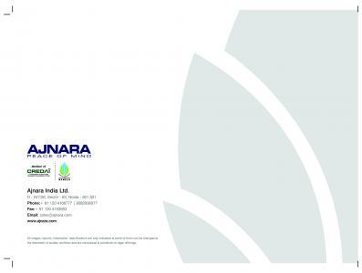 Ajnara Ambrosia Brochure 16