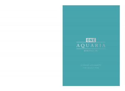 Radius One Aquaria Brochure 1