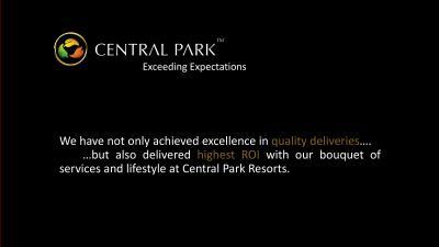 Central Park Town Houses Brochure 4
