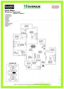 Gaursons Hi Tech 16th Avenue Brochure 12