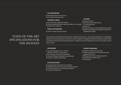 Shaurya Residence Brochure 3