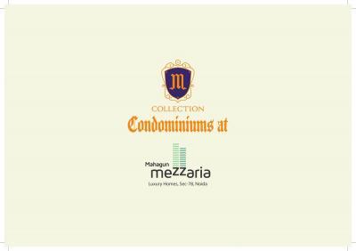 Mahagun Mezzaria Brochure 5
