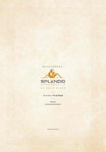 Splendid Murlidhar Sky Brochure 8