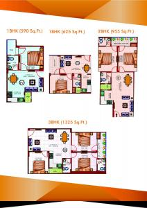 Shree Balaji Homes Brochure 3