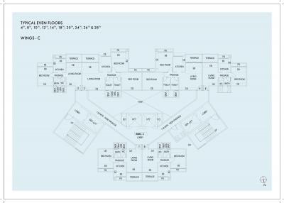 Bhairaav Goldcrest Residency Phase 2 Brochure 26