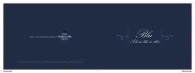 Indiabulls Blu Tower B Brochure 1