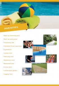 Saakaar Gulmohar Greens Brochure 6