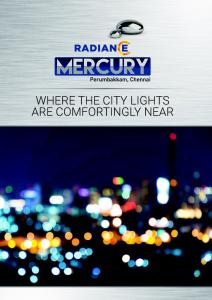 Radiance Mercury Brochure 1