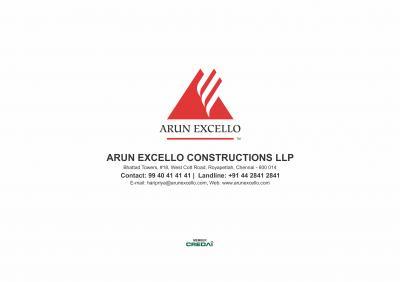 Arun Excello Excello Haripriya Brochure 5