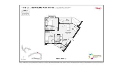 Bhartiya Nikoo Homes 2 Brochure 12