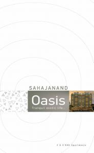 Sahajanand Oasis Brochure 1