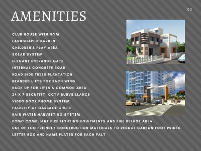 Lunkad Akash Towers C And D Brochure 3