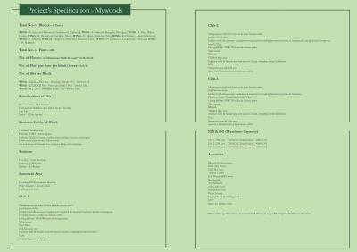 Mahagun Mahagun My Woods Brochure 8