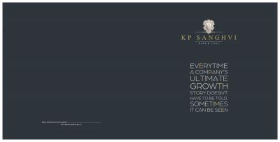 Kish K P Epitome Brochure 1