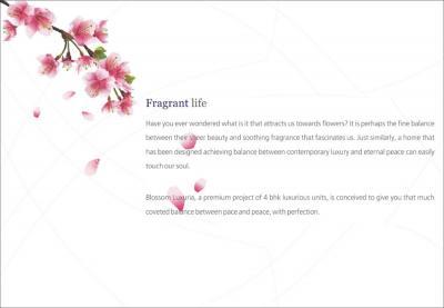 Shilp Blossom Luxuria Brochure 3