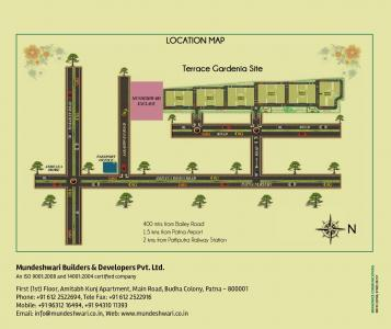 Mundeshwari Terrace Gardenia Brochure 26