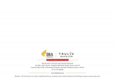 DRA Truliv Navalur Brochure 23