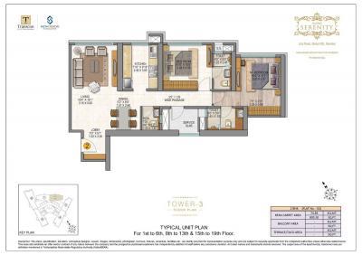Sheth Auris Serenity Tower 3 Brochure 4