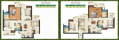 Colorful Estates Private Limited Antriksh Golf View II Brochure 4