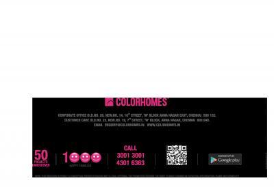 Colorhomes Avenue Brochure 17