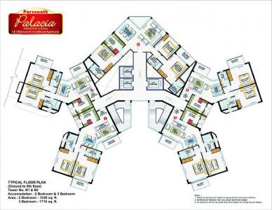 Parsvnath Palacia Brochure 5
