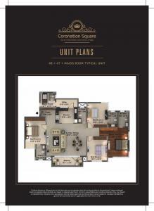 Puravankara Coronation Square Apartment Brochure 16