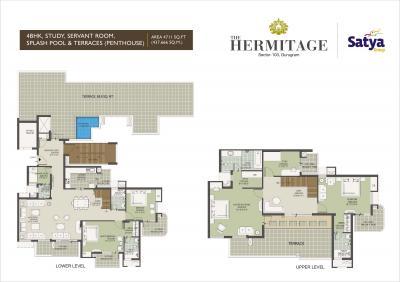 Satya Group The Hermitage Brochure 12