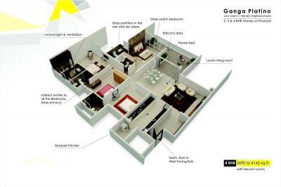 Ganga Platino Phase III Brochure 15