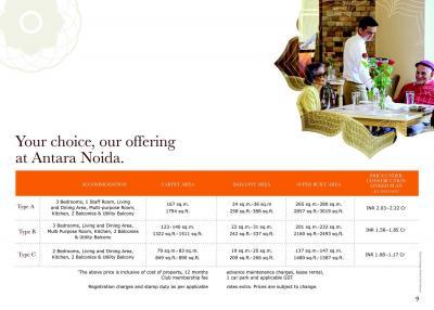 Antara Senior Living Noida Phase1 Brochure 10