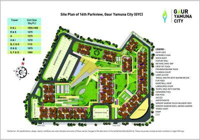 Gaursons Hi Tech 16th Park View Brochure 9