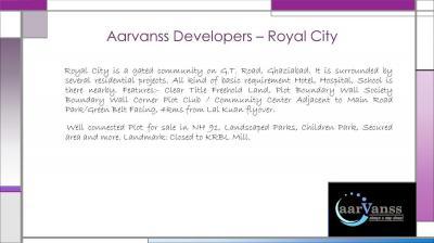 Aarvanss Royal City Brochure 2