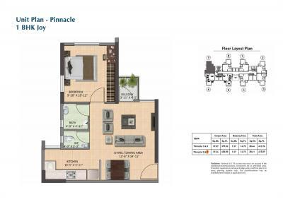 Shapoorji Pallonji Joyville Howrah Tower B6 B7 Summit A And B Brochure 22