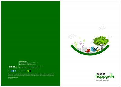 Siddha Happyville Brochure 1
