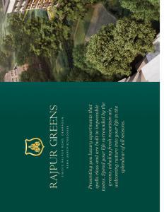 Earthcon Rajpur Greens Brochure 8