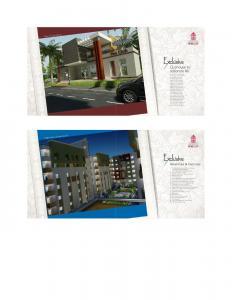 Fortune Builders Soumya Heritage Brochure 3