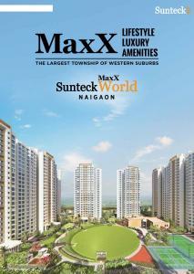 Sunteck MaxxWorld 2 Tivri Naigaon East Brochure 1