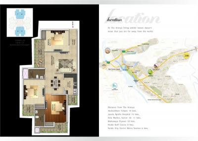 Unnati The Aranya Brochure 16